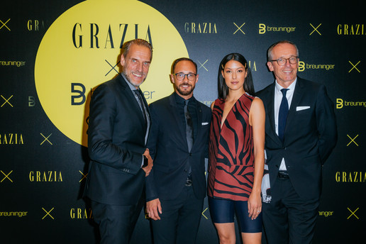 Breuninger x GRAZIA Shoe Night