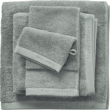 "Marc O`Polo Duschtuch grey ""Timless"" 2er Set"