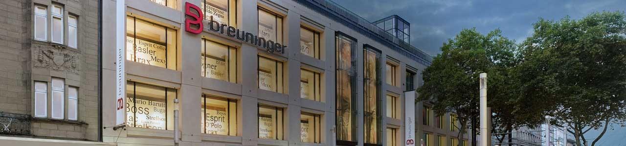 Breuninger Haus Erfurt :: E. Breuninger GmbH & Co
