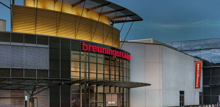 Breuninger Haus Ludwigsburg :: E. Breuninger GmbH & Co